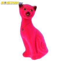 Копилка «Кот Яша»розовый