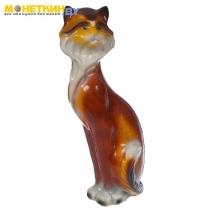 Копилка «Кошка Матильда» большая глянец бежево – шоколадный