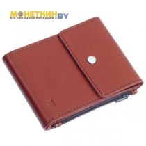 Зажим для денег Duo (коричневый)