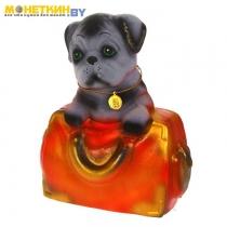 Копилка «Собака в сумке»