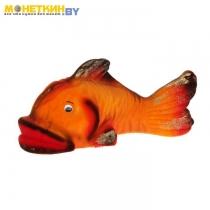 Копилка «Рыбка» рыжая