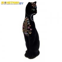 Копилка «Кошка Камила» большая черная