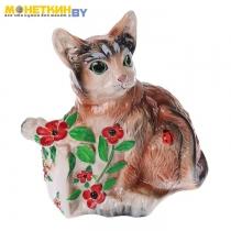 Копилка «Кот» С Подарком