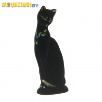 Копилка «Кошка Ася» черный