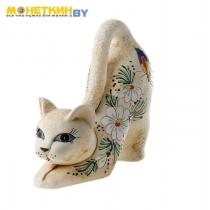 Копилка «Кошка Фаня» шамот