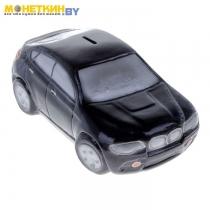 Копилка «Машина Бумер №2» черный