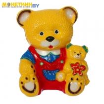 Копилка «Медведь с медвежонком»
