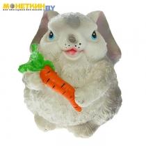 Копилка «Зайка с морковкой»