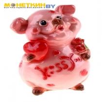 Копилка «Свин: kiss you»