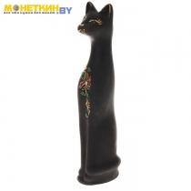 Копилка «Кот» черный