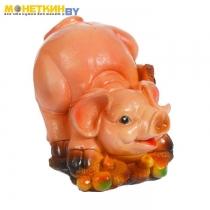 Копилка «Свинья в корыте»