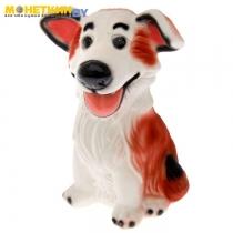 Копилка « Собака Джек» рыжий