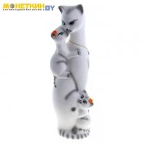 Копилка «Багира с котятами»