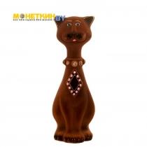 Копилка «Кот Феликс» коричневый