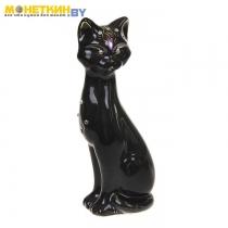 Копилка «Кошка Камила»черная
