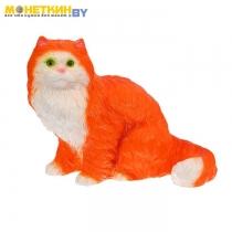 Копилка «Кот Васька» рыжий большой