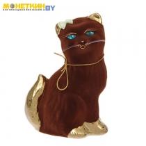 Копилка «Кошка Сима» булат коричневый