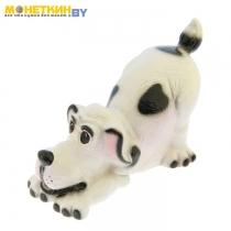Копилка «Собака Ричард» белый