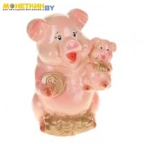 Копилка «Свинка с поросёнком»