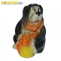 Копилка «Собака с сарделькой»