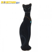 Копилка «Кошка Багира» большая черный