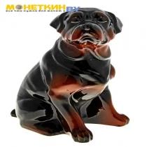Копилка «Собака ротвейлер»