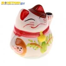 Сувенир кот копилка «Манэки – нэко»