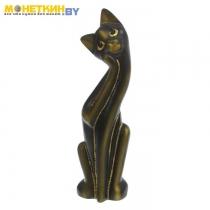 Копилка «Кошка Муся №3» черная