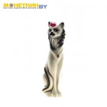 Копилка «Кошка Фея» большая белый