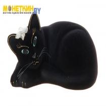 Копилка «Кошка Соня» черный