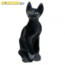 Копилка «Кот Сфинкс» черный