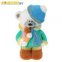 Копилка «Медвежонок с мороженым»