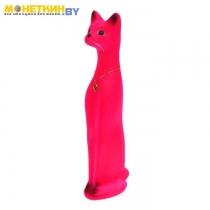 Копилка «Кот» розовый