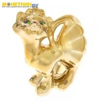 Копилка «Кошка Гейша» золото
