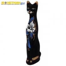 Копилка «Кот» большой черный