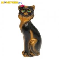 Копилка «Кошка Матильда» черная