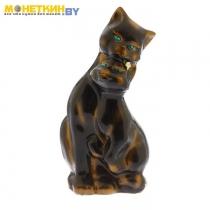 Копилка «Коты пара» глянец черный