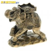 Копилка «Слон с монетами»