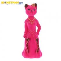 Копилка «Кошка Миледи» розовый