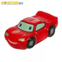 Копилка «Машинка №1» красная