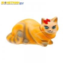 Копилка «Кошка Ляля» рыжий