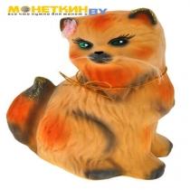 Копилка «Кошка Сима» рыжий