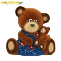 Копилка «Медведица мама»