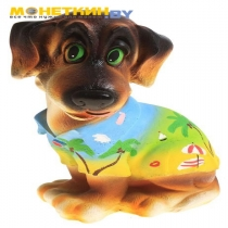 Копилка «Собака – турист»