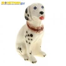 Копилка «Собака Далматинец» средний