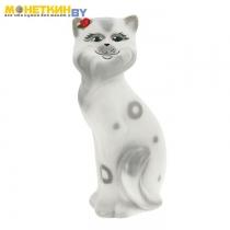 Копилка «Кошка Матильда» белый