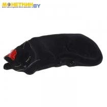 Копилка «Кошка Марта» черный