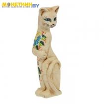 Копилка «Кошка Багира» шамот