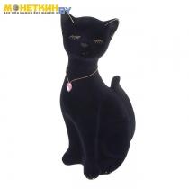 Копилка «Кот Марсик» черный