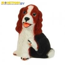 Копилка «Собака Спаниэль большой» рыжий
